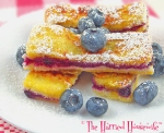 Blueberry French Toast Sticks