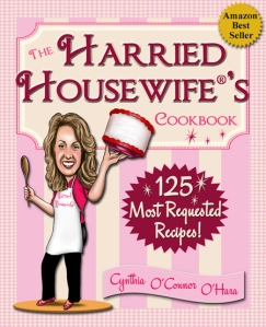 The Harried Housewife's Cookbook - Kindle