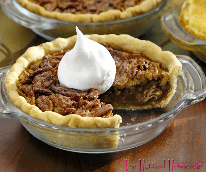 Easy Miniature Pies | Harried Housewife Blog