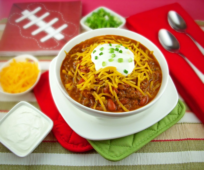Loaded Chili