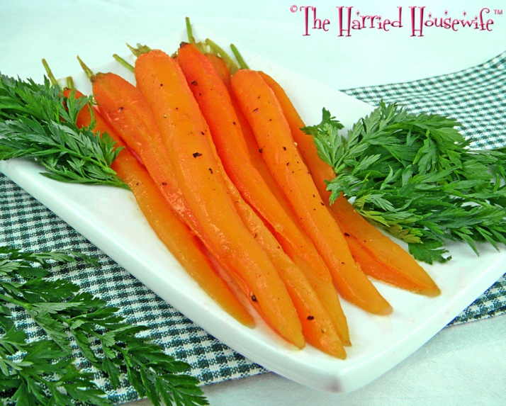 Apricot Glazed Carrots