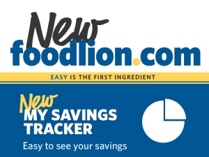 Food Lion Savings Tracker Harried Housewife Recipes
