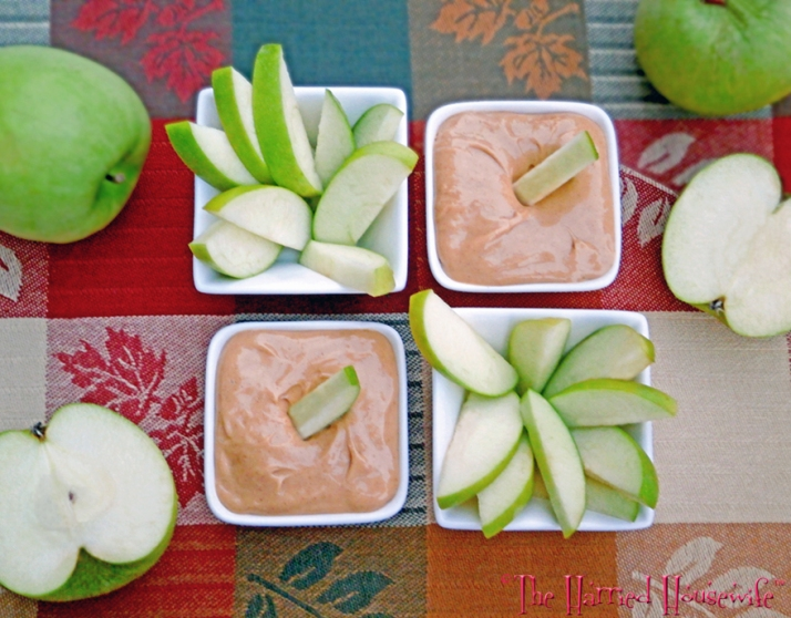 Butterscotch Caramel Apple Dip