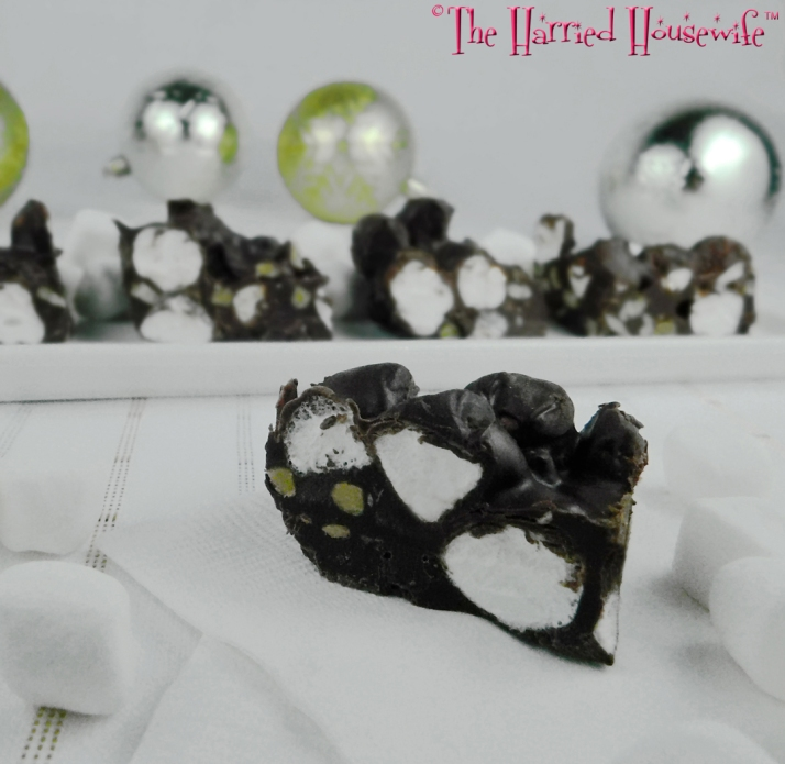 Easy Rocky Road Candy