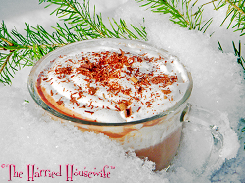 White Russian Hot Chocolate